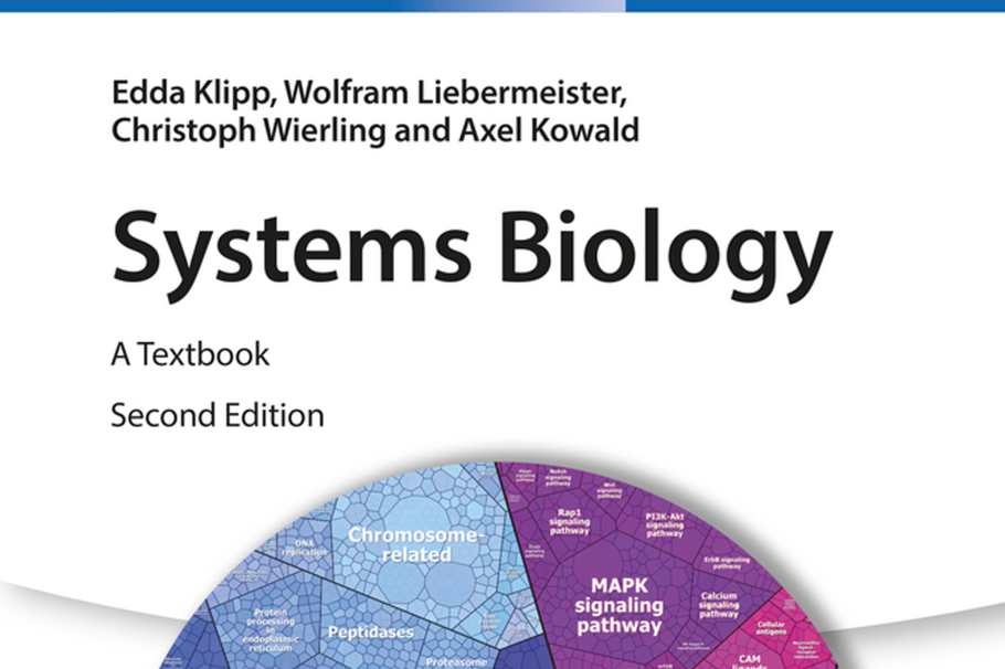 Systems Biology - A textbook